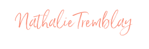 Logo couleur Nathalie Tremblay